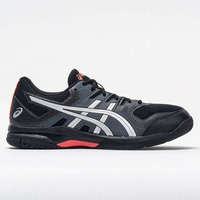 ASICS GEL-Rocket 9 Men's Black/Sunrise Red