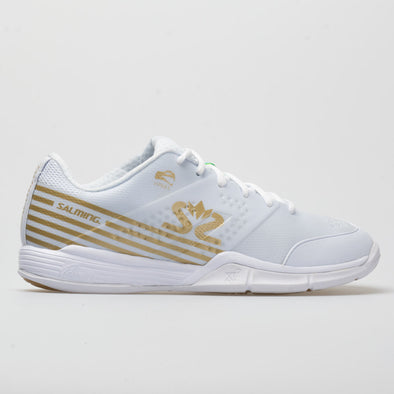 Salming Viper 5 Women's White/Gold