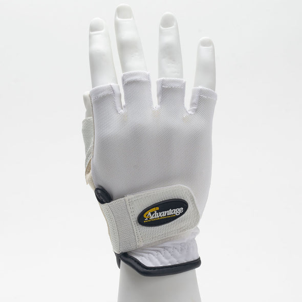 Advantage Tennis Glove Half Finger Right Men's