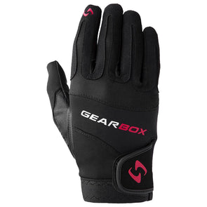 Gearbox Movement Glove Right Red Accent