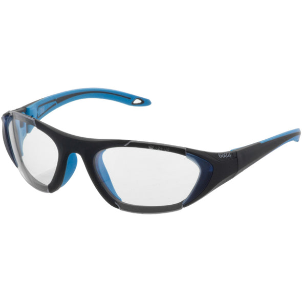 Bolle Field Eyeguards Black/Blue