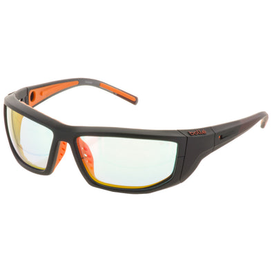 Bolle Playoff Eyeguards Black/Orange