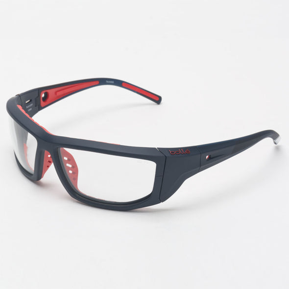 Bolle Playoff Eyeguards Navy/Fluo Red