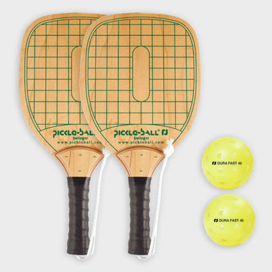 Pickle-Ball Swinger Double Pack