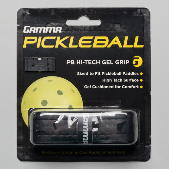 Gamma Pickleball Hi-Tech Gel Grip