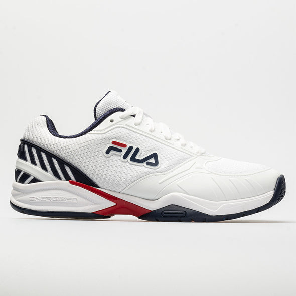 Fila Volley Zone Men's White/Navy/Red