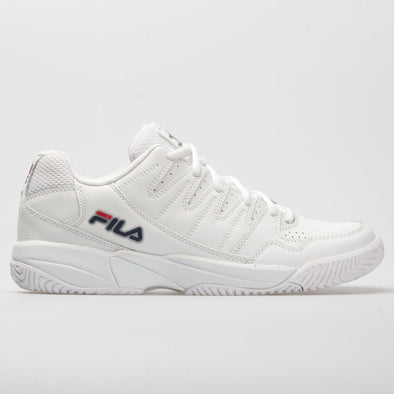 Fila Double Bounce Men's White/Navy