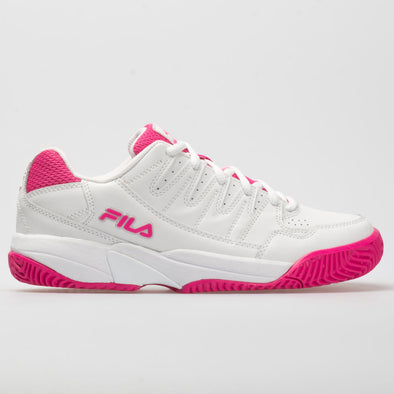 Fila Double Bounce Women's White/Pink