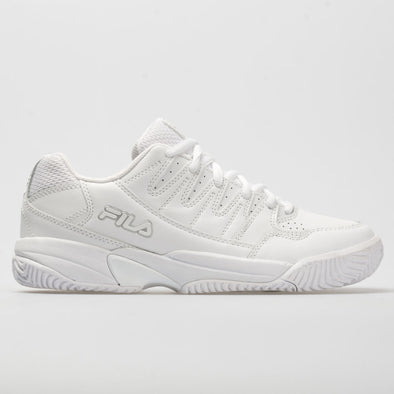 Fila Double Bounce Womens White/White