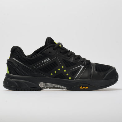 Tyrol Drive-V Men's Black/Lime/Lite Gray