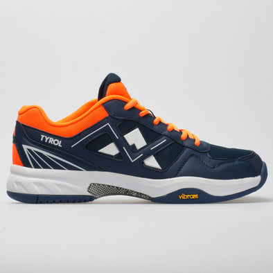 Tyrol Volley-V Men's Navy/Orange
