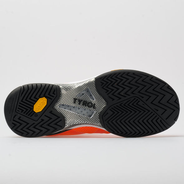Tyrol Drive-V Women's Orange/Black