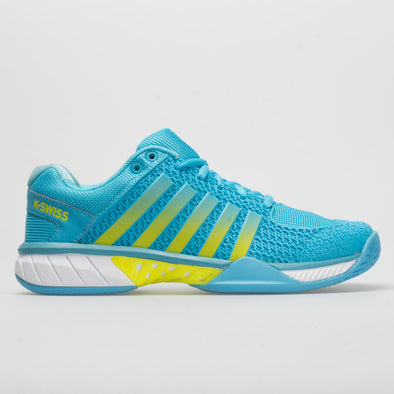 K-Swiss Express Light Pickelball Women's Aquarius/Neon Citron