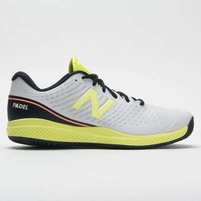 New Balance 796v2 Pickelball Men's White/Lemon Slush/Ginger Pink