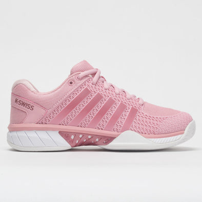 K-Swiss Express Light Pickleball Women's Coral Blush/White/Metallic Ro