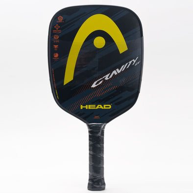 HEAD Gravity Long Handle Paddle Yellow