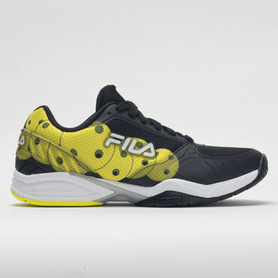 Fila Volley Zone Men's Black/Yellow/White