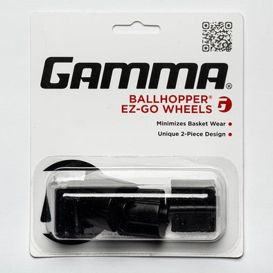 Gamma Ball Hopper Basket Wheels