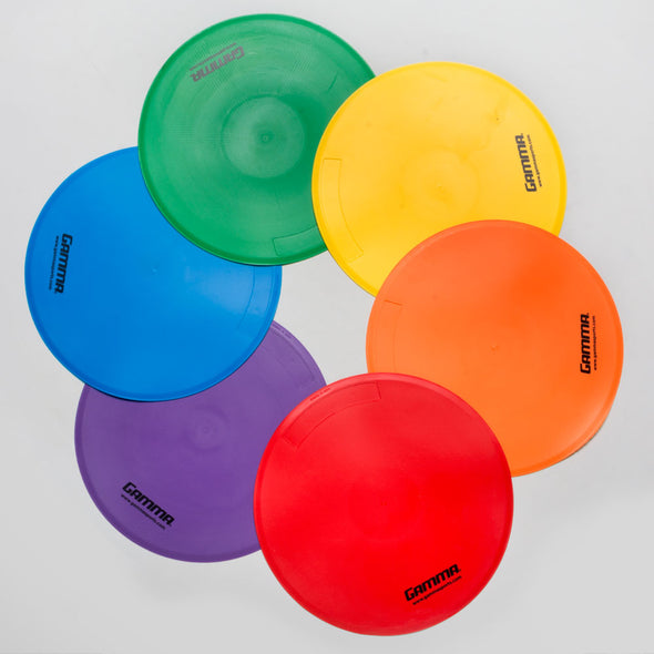 Gamma Rainbow Training Spots (Set of 6)