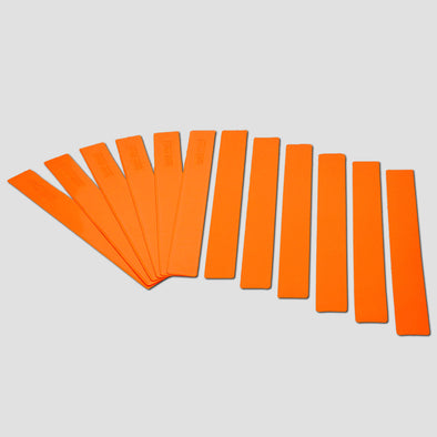 Oncourt Offcourt Orange Long Lines (Set of 12)