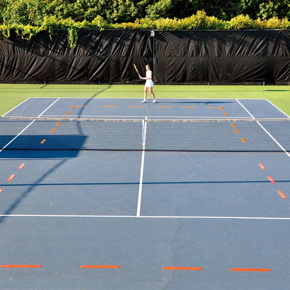 Oncourt Offcourt Lines and Corners