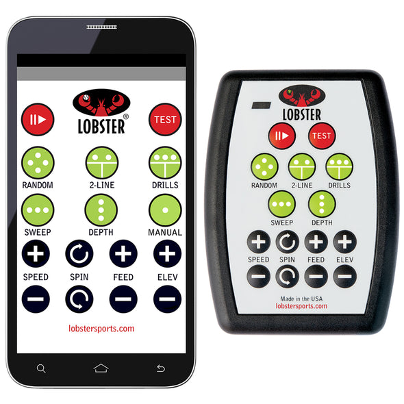 Lobster Elite Grand + Android Remote Combo