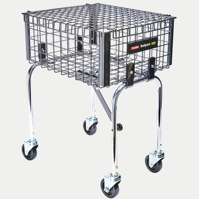 Tourna Ballport Travel Teaching Cart 220 Balls