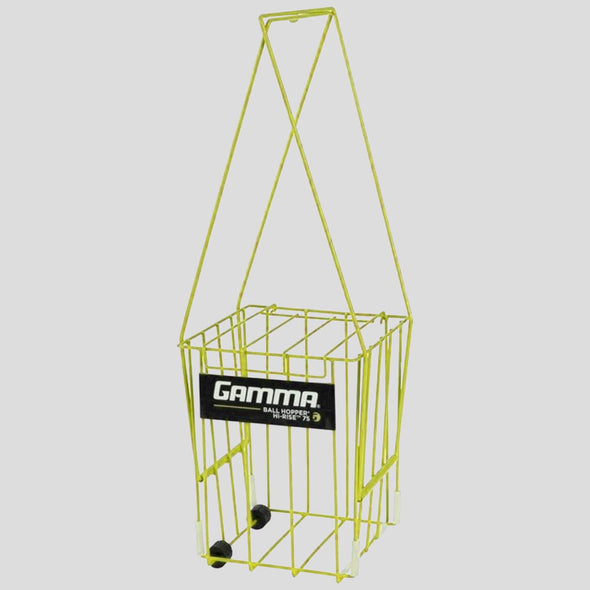 Gamma Ball Hopper Hi-Rise 75 Balls with Wheels