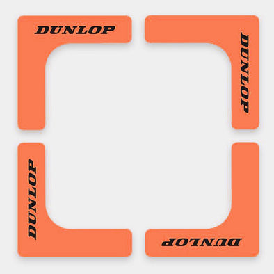 Dunlop Throw Down Court Edges