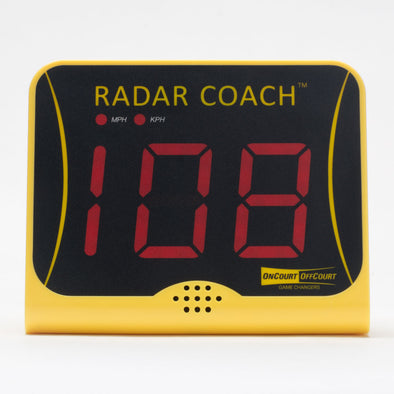 Oncourt Offcourt Radar Coach