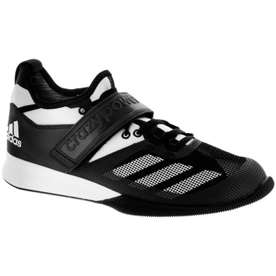 adidas Crazy Power Men's Core Black/White