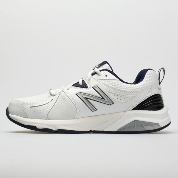 New Balance 857v2 Men's White/Navy