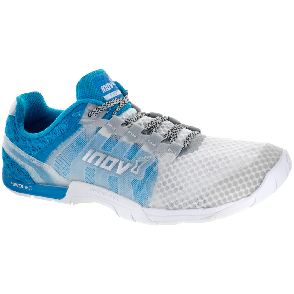 inov-8 F-Lite 235v2 Chill Men's Training Shoes Clear/Blue Size 12.5 Width D - Medium