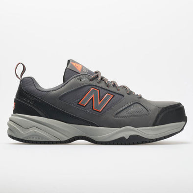 New Balance 627v2 Men's Gray/Orange