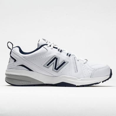 New Balance 608v5 Men's White/Navy