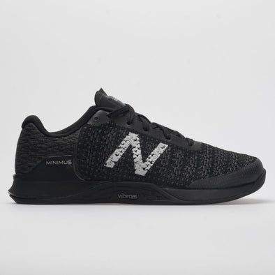 New Balance Minimus Prevail Men's Black/Magnet/Metallic Silver