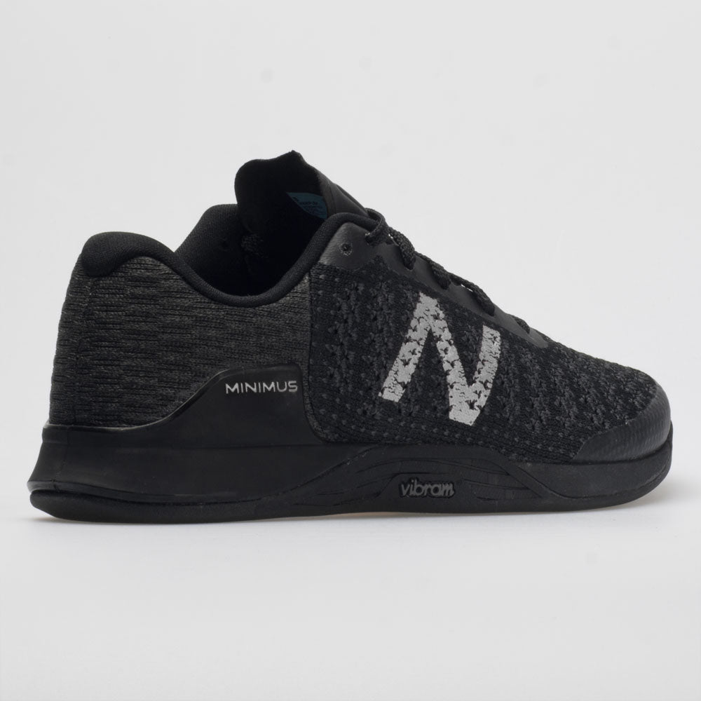 37a7b6e255 New Balance Minimus Prevail Men's Black/Magnet/Metallic Silver
