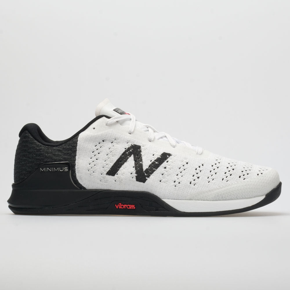 1c121cb519 New Balance Minimus Prevail Men's White/Black/Energy Red