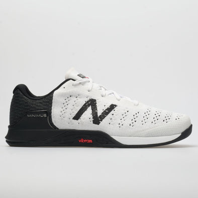 New Balance Minimus Prevail Men's White/Black/Energy Red