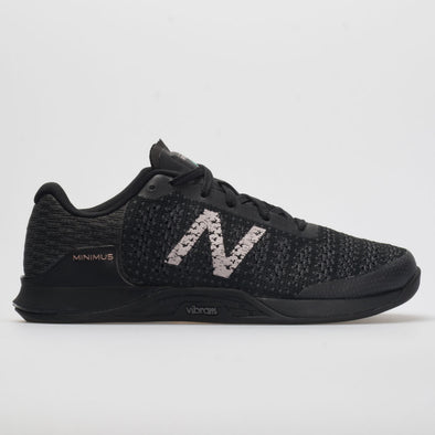 New Balance Minimus Prevail Women's Black/Magnet/Champagne Metallic