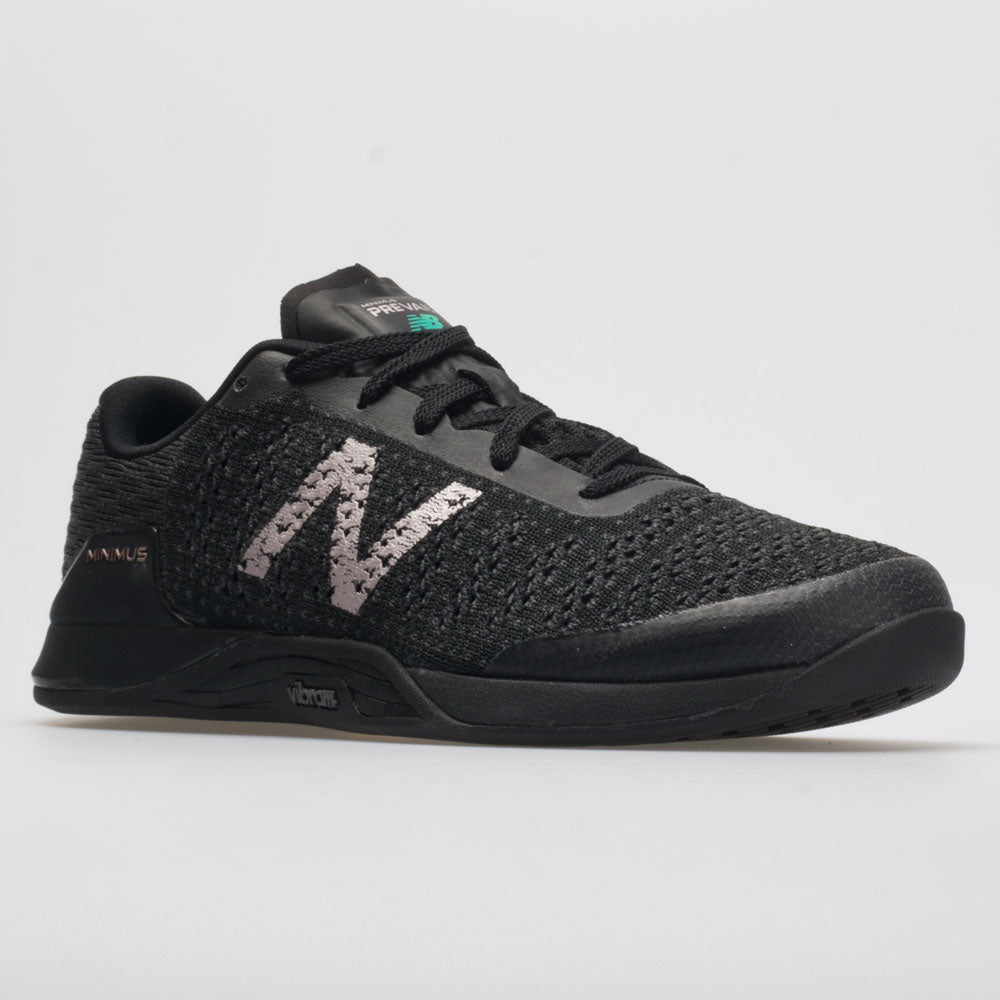 New Balance Minimus Prevail Women's BlackMagnetChampagne Metallic