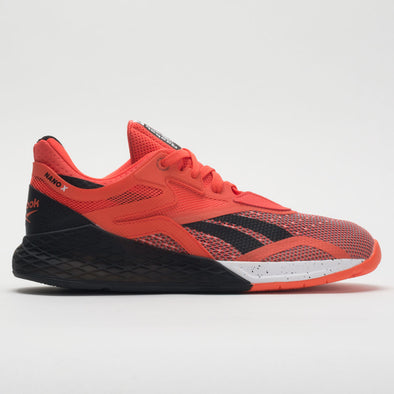 Reebok Nano X Men's Vivid Orange/Black/White