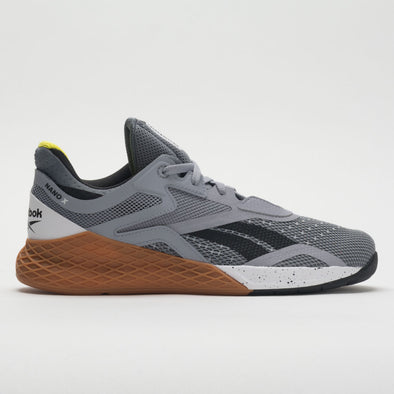 Reebok Nano X Men's Cool Shadow/Black/White