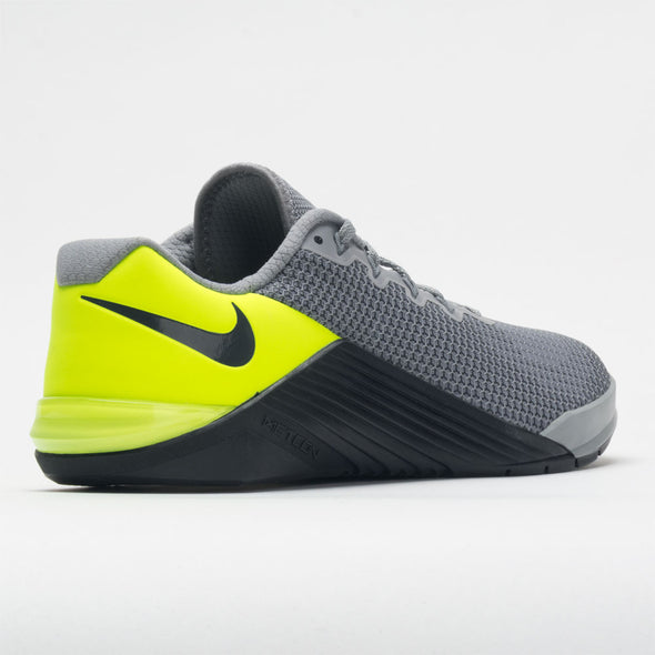 Nike Metcon 5 Men's Particle Grey/Barely Volt