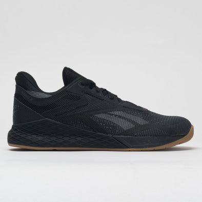 Reebok Nano X Men's Black/True Grey 7/Reeblok Lee 3
