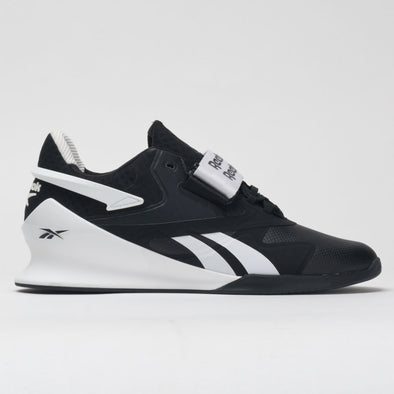 Reebok Legacy Lifter II Men's Black/White/True Grey 7