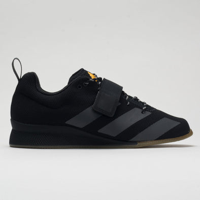 adidas adipower II Men's Core Black/Grey/Crystal White