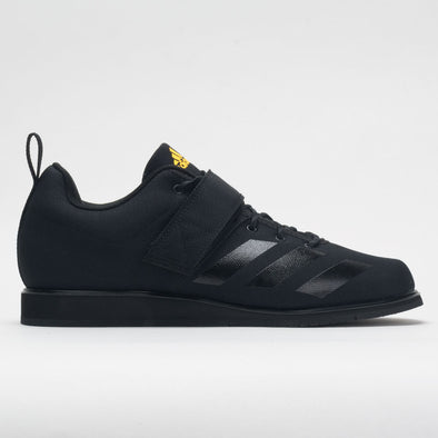 adidas Powerlift 4 Men's Core Black/Core Black/Solar Gold
