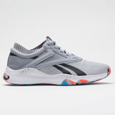 Reebok HIIT TR Women's Cold Grey/Orange Flare/Radiant Aqua