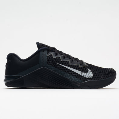 Nike Metcon 6 Men's Black/Metallic Silver/Anthracite